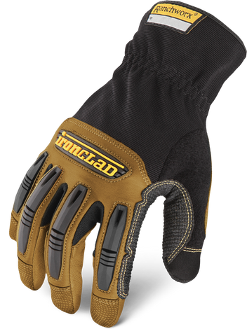 IronClad RANCHWORX™  Genuine Leather Gloves