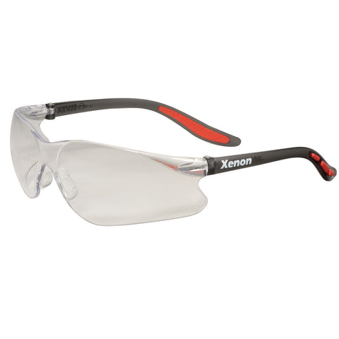 Safety Glasses - XENON PC - Clear