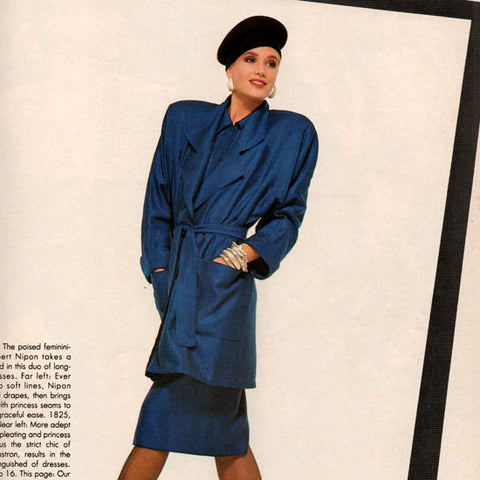 1980s patterns for women