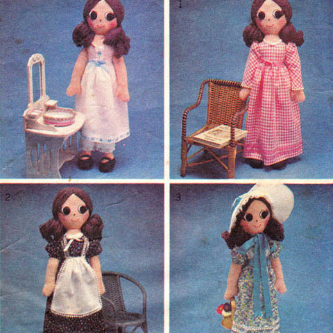 Dolls Toys Crafts