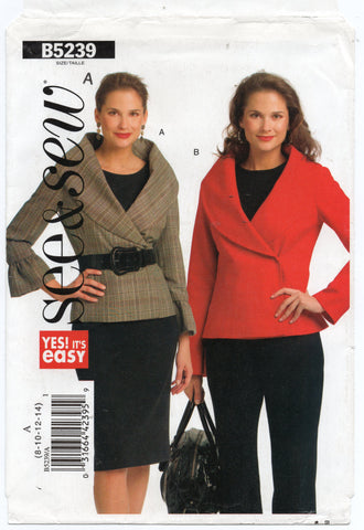 see and sew 5239