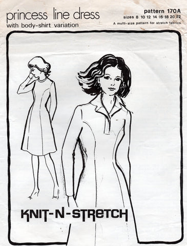 knit n stretch 170 a