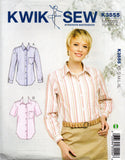 Kwik Sew 3555 button down shirts