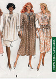 Butterick 6736 80s maternity wear