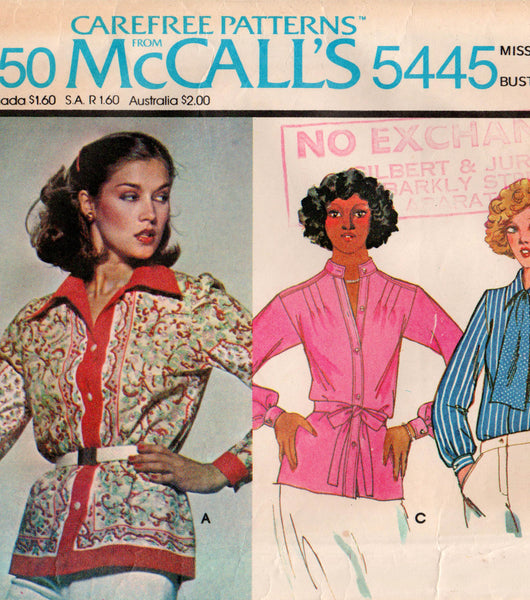 70s blouses