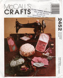 McCall's 2452 sewing accessories