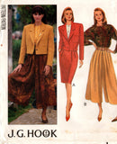 butterick 5065 90s separates