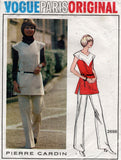 vogue 2698 pierre cardin 70s