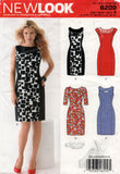 new look 6209 oop dress