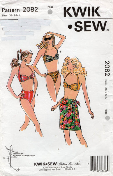 kwik sew 2082 swimsuits