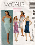 McCall's 3635 oop tops and skirts