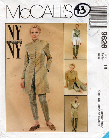 MCall's 9626 90s separates