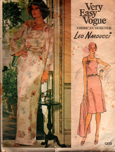 Vogue 1203 Leo Narducci