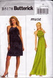 Butterick B5178 Muse Dress