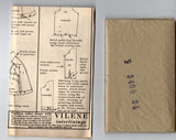 Maudella 5400 Womens Bomber Jacket & Pleated Skirt 70s Vintage Sewing Pattern Size 12 Bust 34 inches UNUSED Factory Folds