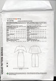 Vogue American Designer 1579 BADGLEY MISCHKA Womens Sheath Dress with Attached Capelet Sewing Pattern Size 6 - 14 or 14 - 22 UNCUT Factory Folds