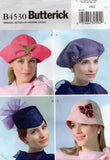 Butterick B4530 oop hats