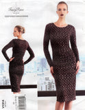 vogue 1314 tracy reese dress oop