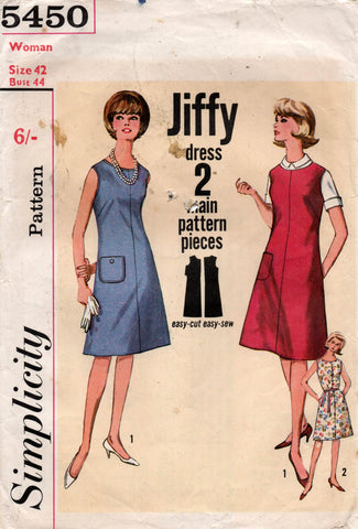 Simplicity Sewing Pattern K8511 FLOUNCED SLEEVE DRESS plus sizes 14 16 18 20 22