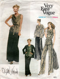 vogue 1803 edith head separates