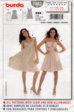burda 7983 oop dress