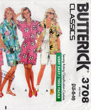 butterick 3708 80s separates