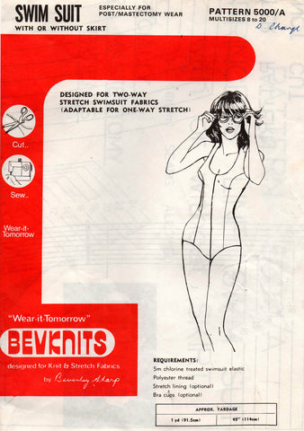 Bevknits 5000 A swimsuits