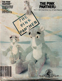 McCall's 838 Pink Panther toys