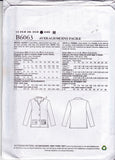 Butterick 6063 Katherine Tilton Womens Jacket OOP Sewing Pattern Sizes 16 - 24 UNCUT Factory Folded