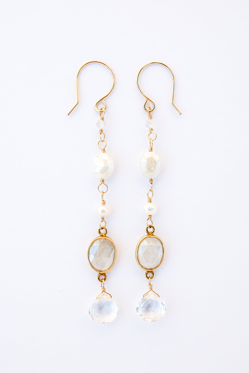 drop earring long