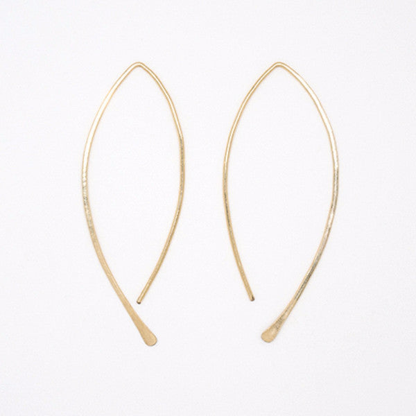 Gold Filled Threader Earrings - E3054