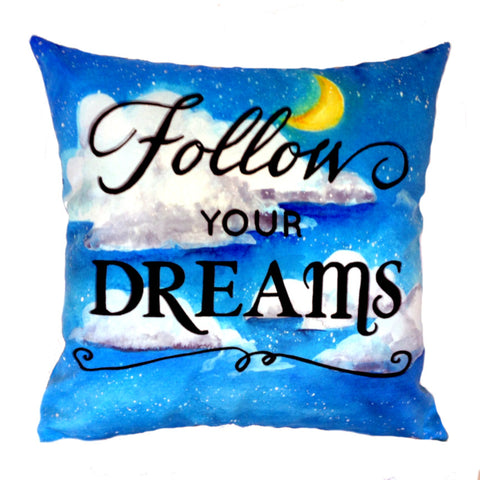 NEW DESIGN Follow Your Dreams - Quirky Happy