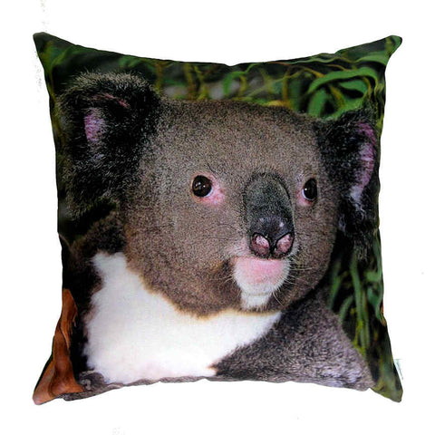 Koala - Outdoor Premium Cushion Cover - Quirky Happy