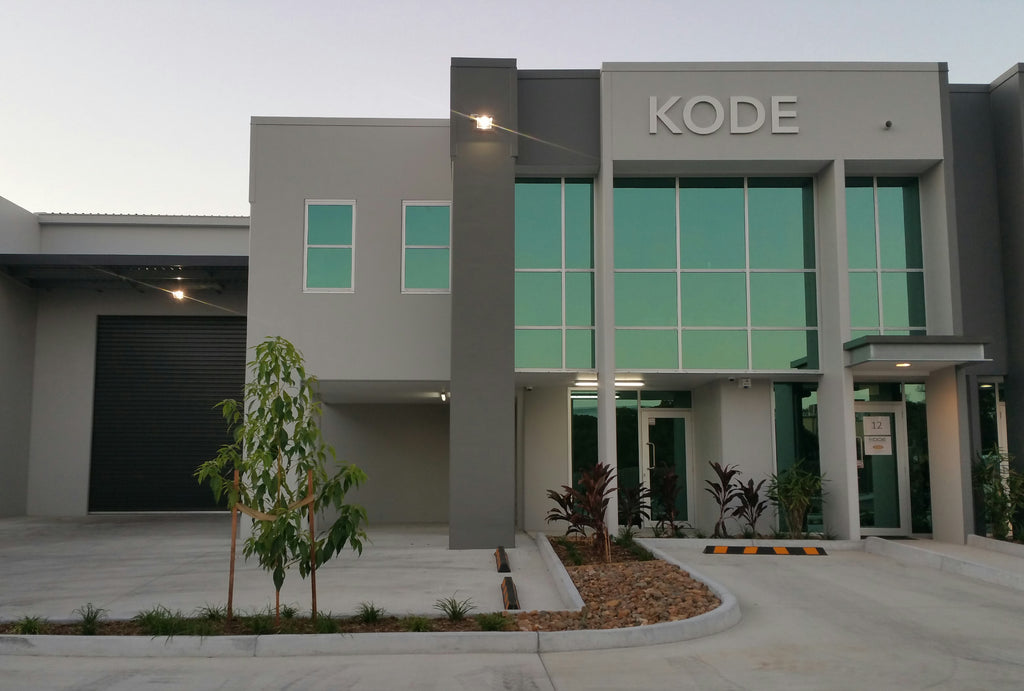 Kode Remotes Head Office