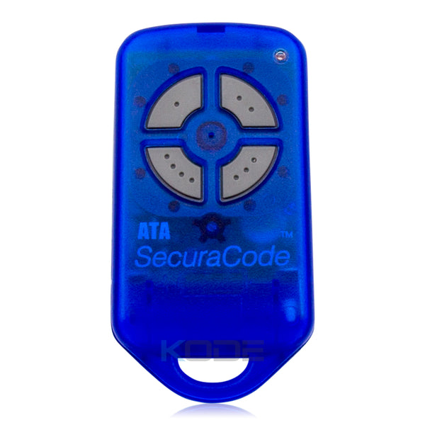ATA PTX4 v2 Securacode Remote Blue