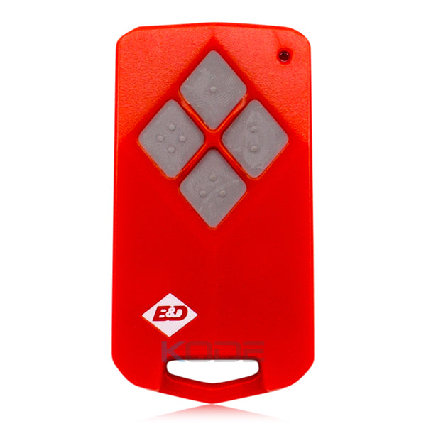 B&D TB5 Tri-Tran Remote (Red)