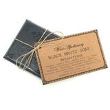 Handmade Black Magic Soap - Charcoal Detox