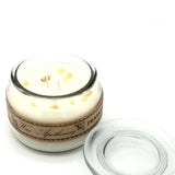 Frankincense 10oz Botanical Double Wick Candle