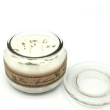 White Sage 10oz Botanical Double Wick Candle