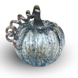Whimsical Glass Pumpkin