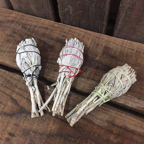 White Sage Bundle - Small