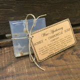 Handmade Honey Chamomile Botanical Soap