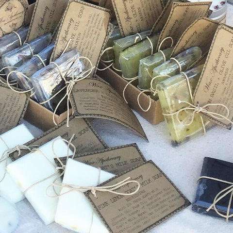 Handmade Soaps - Wholesale