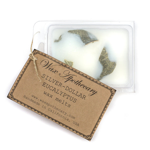 Silver-Dollar Eucalyptus 6pc Wax Melt