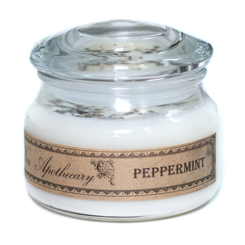 Peppermint 10oz Botanical Double Wick Candle