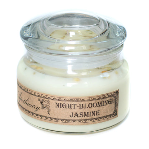 Night-Blooming Jasmine 10oz Botanical Double Wick Candle
