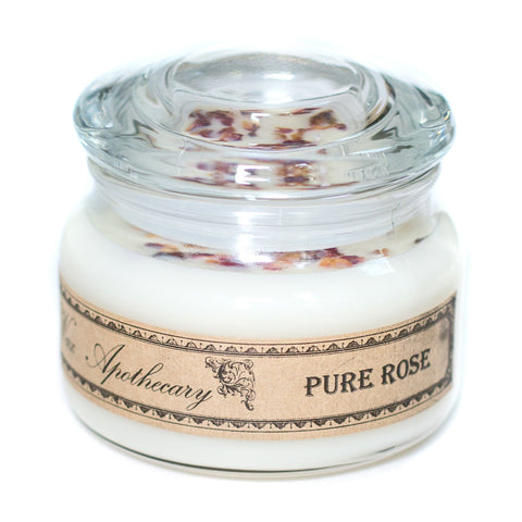 Pure Rose 10oz Botanical Double Wick Candle