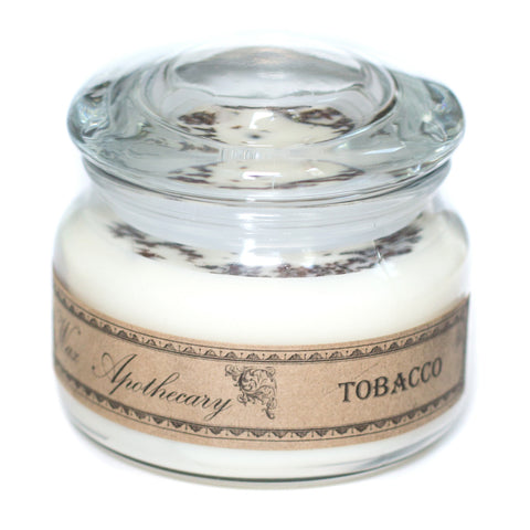 Tobacco 10oz Botanical Double Wick Candle
