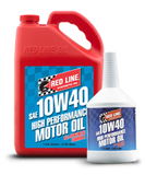Redline 10w40 HP Oil-12qts