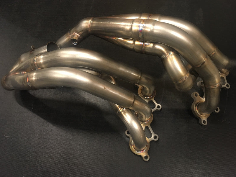 Evora Tuned Headers